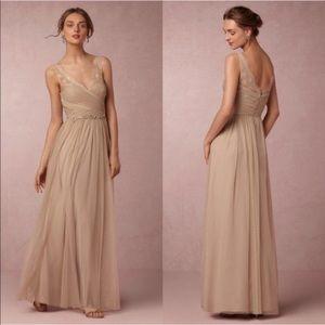BHLDN Fleur Bridesmaid Dress